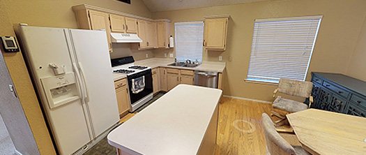 Kitchen Remodeling - Before Pic